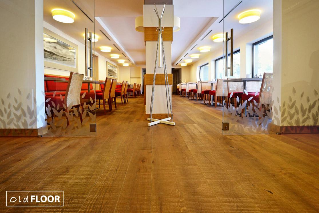 Cheltenham Oak Sawn Floor