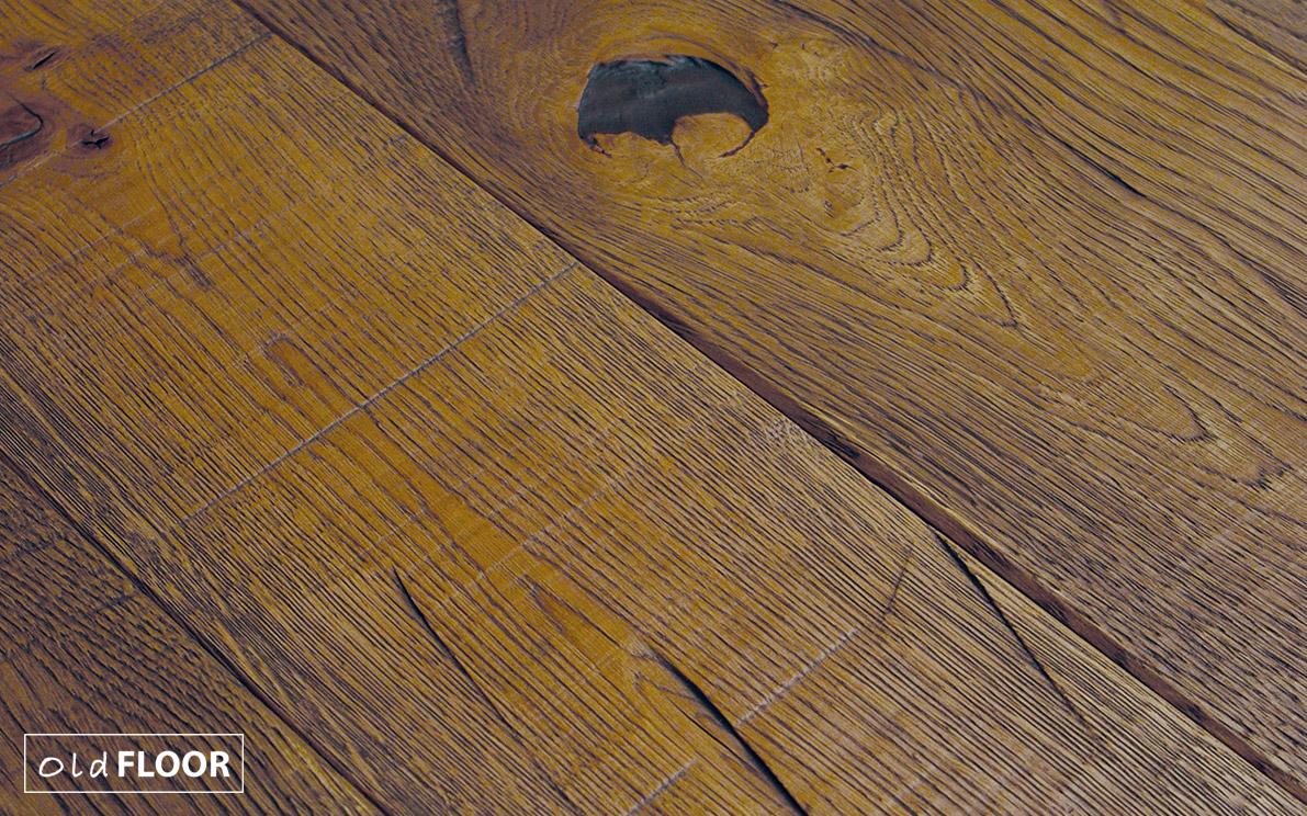 Corfe Oak Aged Floor