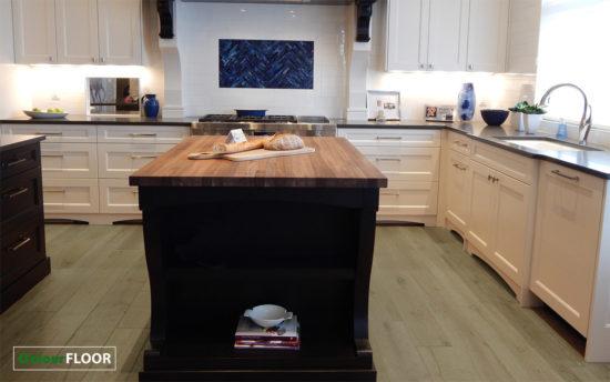 Grey Wash Oak Colour Floor