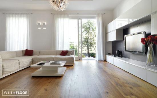 Malvern Oak Wide Floor