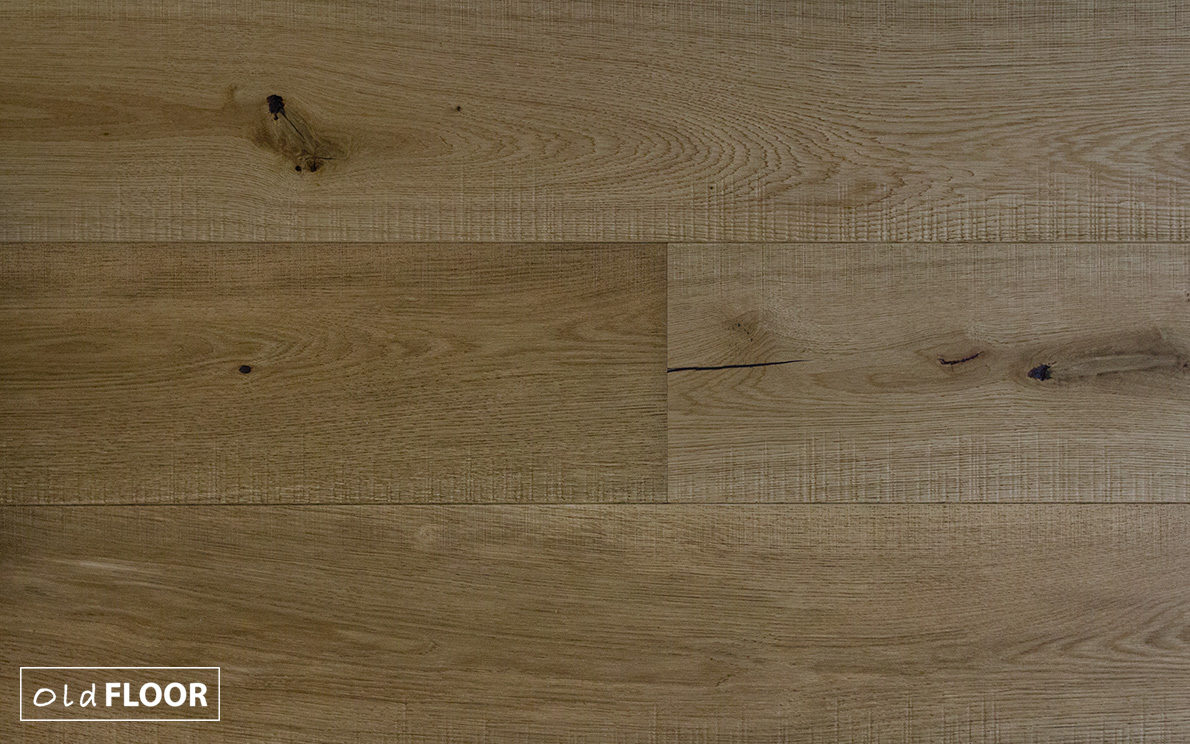 Canterbury Oak Sawn Floor