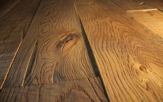Framlingham Oak Aged Floor