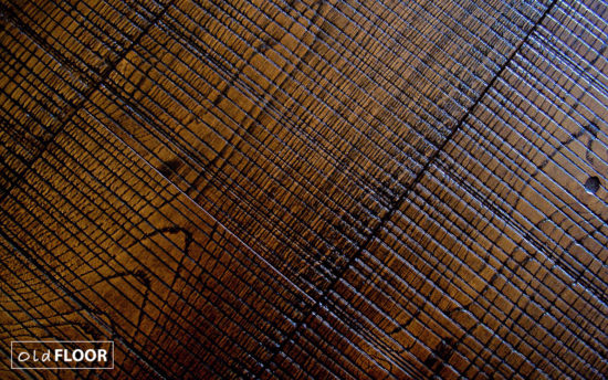 Gloucester Oak Sawn Floor